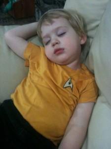 לילה טוב קפטן
