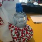 כיסים צדדיים, למשל בשביל בקבוק מים